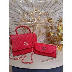 Bộ túi xách Chanel xinh xắn MZTX012
