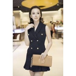 Đầm Giả Vest Sang Trọng Như Angela Phuong Trinh D207