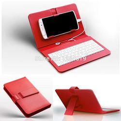 Bao da và bàn phím mini cho các smartphone