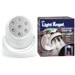 Đèn Xoay 360 Độ Light Angel Tự Động Sáng Khi Có Người