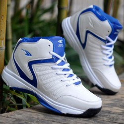 Giày nam phong cách mới, màu xanh sang trọng - 175