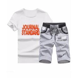 Bộ quần áo thể thao nam hàn quốc