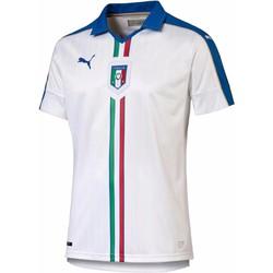 Áo bóng đá Italia trắng Euro 2016