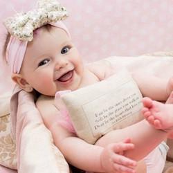 Băng đô bé sơ sinh