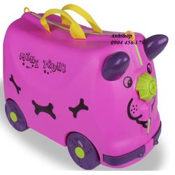 Vali kéo mini trunk