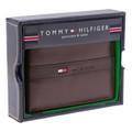 Bóp da Tommy Hilfiger Mens Ranger Passcase, Brown