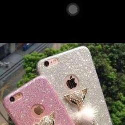 Ốp lưng Iphone 6 và 6 plus hồ ly đính nhẫn vàng cực sang!