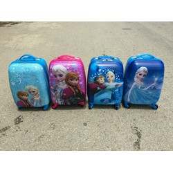 vali kéo trẻ em