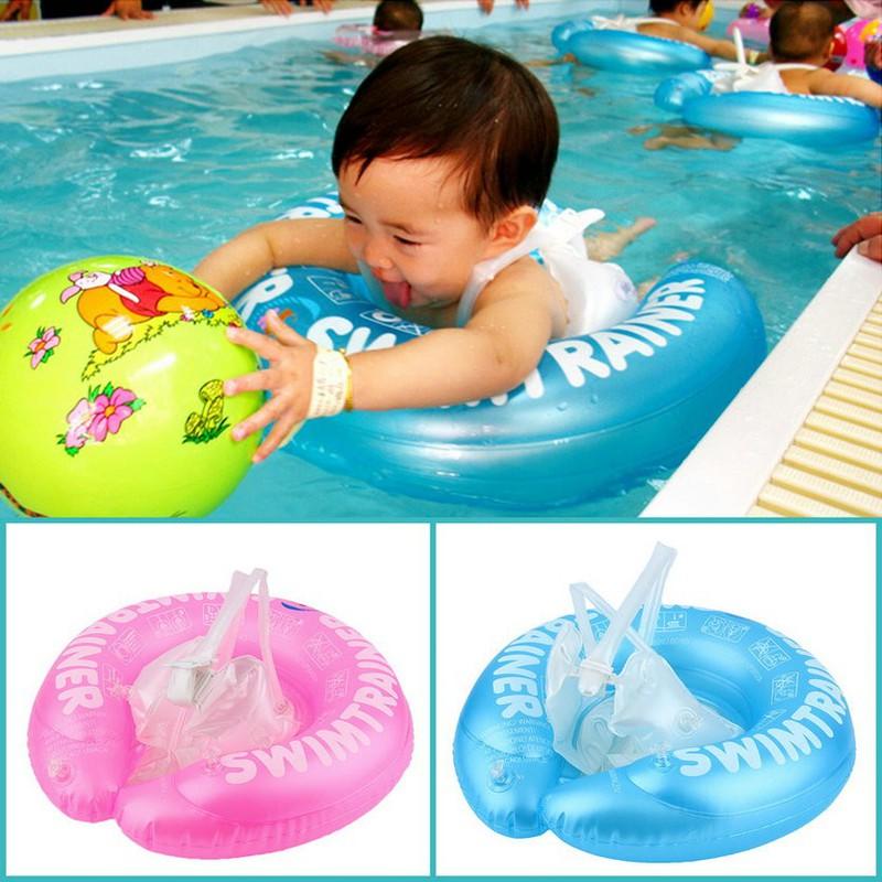 phao bơi swim-trainer cho bé - blue 3