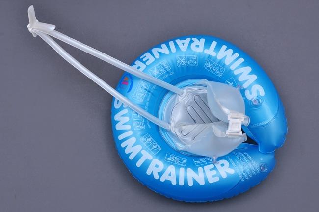 phao bơi swim-trainer cho bé - blue 2