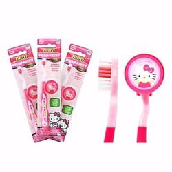 Bàn chải đánh răng Hello Kitty cho bé gái