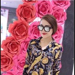 áo sơ mi hoa hàng Thái - z3