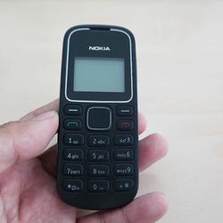 Nokia 1280 chính hãng thay vỏ linh kiện mới gồm máy pin sạc