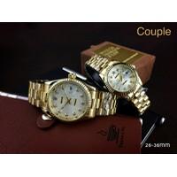 đồng hồ đôi inox đặc cao cấp giá rẻ