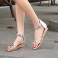 Sandal Xỏ Ngón Đính đá