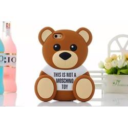 Ốp lưng iPhone Gấu Moschino cực Cute