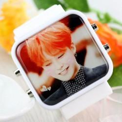 Đồng hồ kpop bigbang,gdragon,exo thích hợp nam và nữ