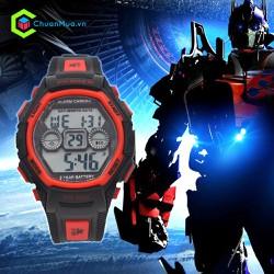 Đồng hồ Bé trai Pasnew Siêu nhân DHA308-D1062 - Đỏ