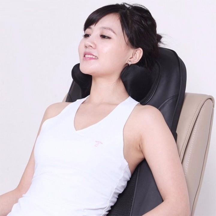 Ghế massage-đệm massage Hàn Quốc - 2 mảng 2 D - mã MD4 2