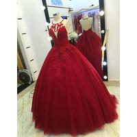 áo cưới xinh với hoa tiet lạ giúp áo xinh hơn