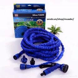 Vòi xịt nước thông minh giãn nở Magic Hose 15m
