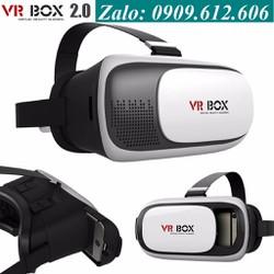 Kính 3D thực tế ảo VR Box 3D Thế hệ 2.0