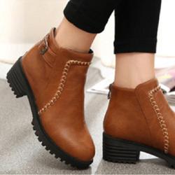 Giày boot sành điệu