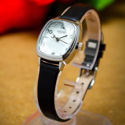 Đồng hồ Nữ Dây Da JU1089 Đen - Thương Hiệu