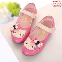 Giày búp bê kitty cho bé gái