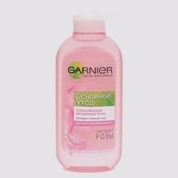 Tonic-nước hoa hồng Ganier dành cho da khô và nhạy cảm