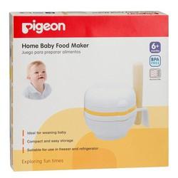 Bộ 8 món chế biến đồ ăn dặm Pigeon cho bé