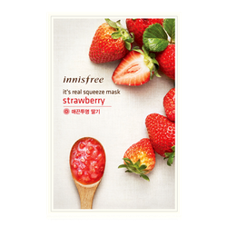 Mặt nạ dâu tây Innisfree Its Real Squeeze Strawberry Mask
