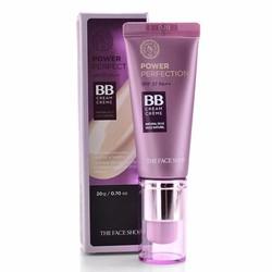 Kem trang điểm The Face Shop Power Perfection BB Cream 20g