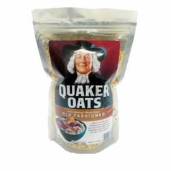 Yến Mạch Quaker Oats Cán Dẹt Của Mỹ 1kg
