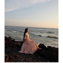 Đầm công chúa ngọt ngào lãng mạn