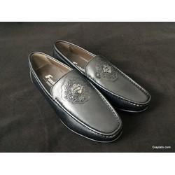 Giày lười LTM03017 chất liệu da thật dáng trẻ trung