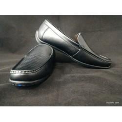 Giày lười LTM03018 chất liệu da thật phong cách Hàn Quốc