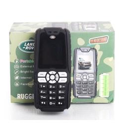 Điện thoại pin khủng Land Rover A8+