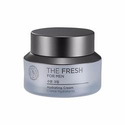 Kem dưỡng da nam The Fresh For Man Hydrating Cream The Face Shop