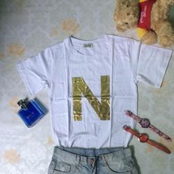 áo thun chữ N so hot