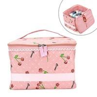 Túi đựng mỹ phẩm Cherry xinh xắn
