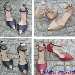 Giày cao gót công sở thiết kế sang trọng màu sắc cực hot GC97