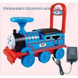 Bộ xe lửa chạy bằng pin có thể sạc điện 2012-12