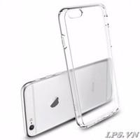Ốp lưng iPhone 6 Plus-6s Plus Silicon dẻo trong