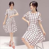 Đầm xòe thời trang cao cấp - B061204