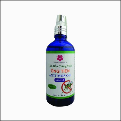 Tinh dầu chống muỗi Ông Tiên - Dạng Xịt