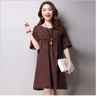 Đầm xòe thời trang cao cấp - MZ156