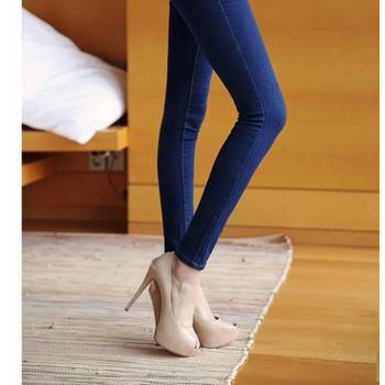 Mã số 580462 - Quần jeans nữ sành điệu