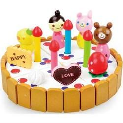 Đồ chơi Mother Garden MG77A- Bánh sinh nhật