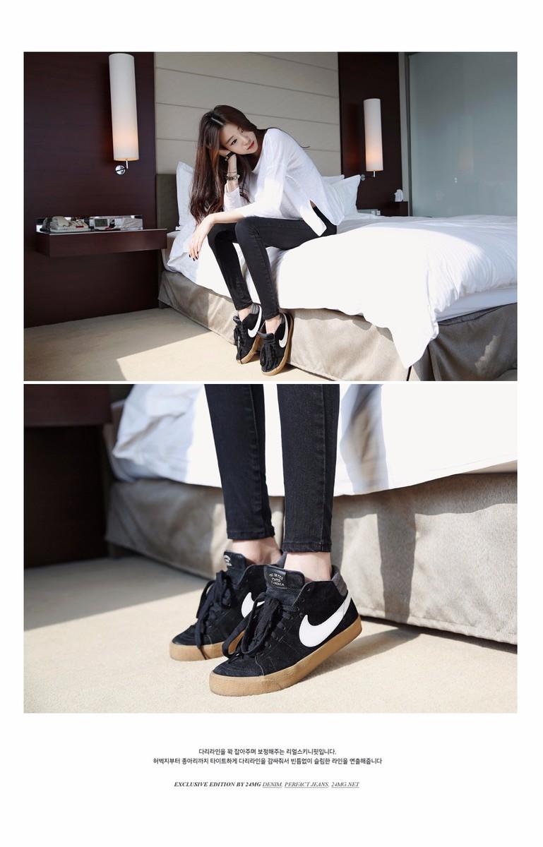 Mã số 580462 - Quần jeans nữ sành điệu 7